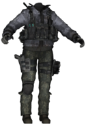 TF141 Arctic Assault B MW2