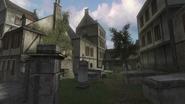 Wallendar graveyard CoD2