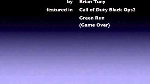 Green Run Tranzit Game over song Kevin Sherwood Brian Tuey Call of Duty Black Ops 2
