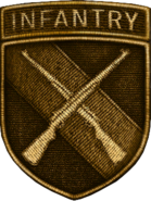Infantry Division Gold WWII