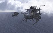 MH-6 Little Bird The Gulag MW2