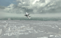 MiG-29 being chased by F-15 Eagle Iron Lady MW3