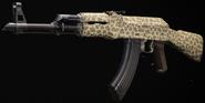 AK-47 Growl Gunsmith BOCW