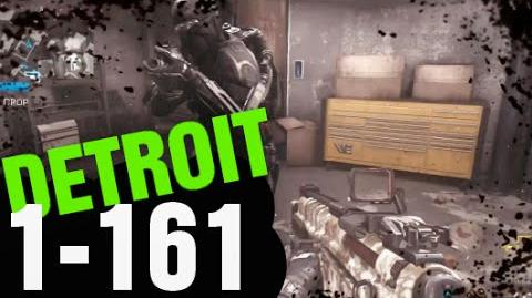 Exo Survival ROUND 161 Full Gameplay DETROIT Call of Duty Advanced Warfare CoD AW