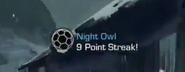 Night Owl pointstreak ready CoDG