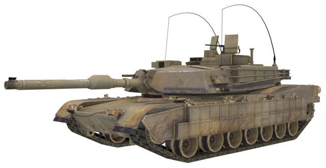 M1A2 Abrams