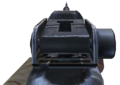 BAR First Person Iron Sights CoD