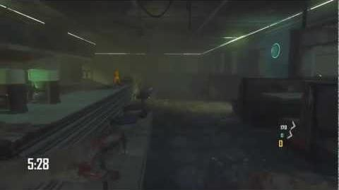 Black Ops 2 - Zombies - Turned - on Diner