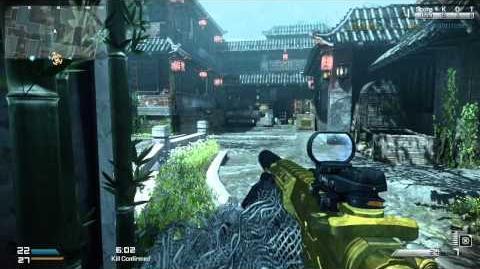 COD Ghosts Nemesis Dynasty Gameplay Kill Confirmed (33-13)