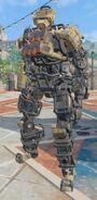 Safeguard bo4 robot