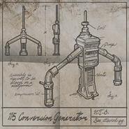 115 Generators schematic BOII