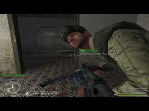 Call of Duty (2003) - Pavlov (Russian Missions) -4K 60FPS-