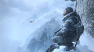 Cold Shoulder achievement image MW2R