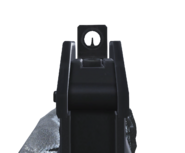 G36C Iron Sights CoD4