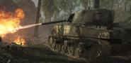 M4 Sherman flamethrower WaW