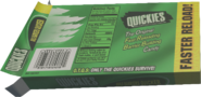 Quickies Box Bottom IW