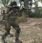 SOG Flak Jacket M60 BO