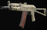 AK-74u Graze Gunsmith BOCW