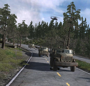 Ural 4320s Game Over CoD4