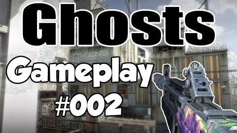 Call of Duty Ghosts Team Deathmatch Multiplayer Gameplay 001 (no commentary)