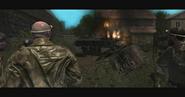Richter's destroyed Tiger II CoD3