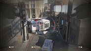 Tram Turret HUD CoDAW
