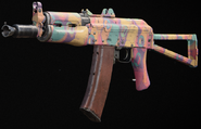 AK-74u Bliss Gunsmith BOCW