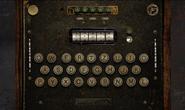 EnigmaMachine WWII