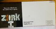 Zork PostCard9 Front PawnTakesPawn