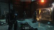Call of Duty Infinite Warfare Горящая вода 13