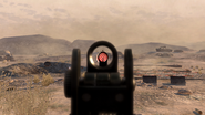 Iron sights demonstration S.S.D.D. MW2