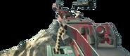 M249 SAW Red Tiger CoD4