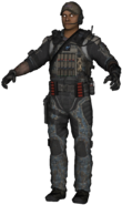 SEAL Team Six Shotgun model BOII