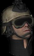 TF141 Desert Head C MW2