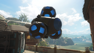War Machine grenade BO3