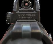 M1216 Iron Sights BOII