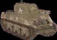 M4 Sherman desert model CoD2
