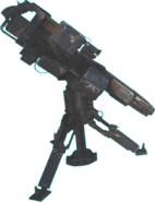 Shock Sentry Destroyed IW