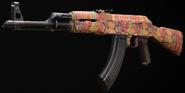 AK-47 Groovy Gunsmith BOCW