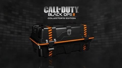 Collector's Editions Reveal - Official Call of Duty Black Ops 2 Video