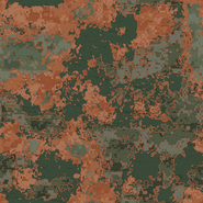 Jungle Camouflage texture BOII