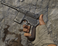 Machine Pistol Inspect 1 WWII