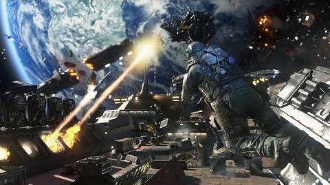 DiZiLeDoT/Call of Duty: Infinite Warfare – первый геймплей в одиночной игре