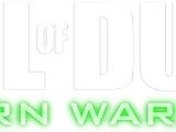 Подсерия Modern Warfare
