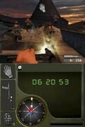Gameplay CoD War (DS)4