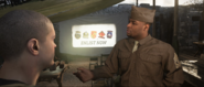 LeVeon Bell HQ WWII