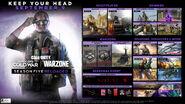 SeasonFive Reloaded RoadMap Warzone BOCW