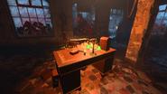 Blundergat Blood of the Dead biuro naczelnika