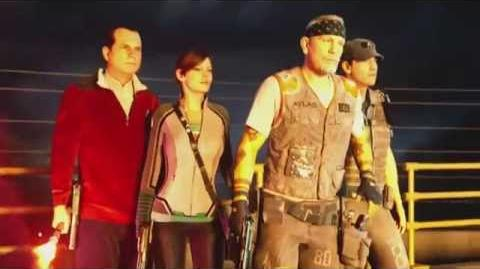 Cod AW OUTBREAK ZOMBIES INTRO STORY CUT SCENE OFFICIAL