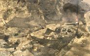 Destroyed Site Hotel Bravo MW2